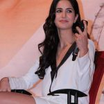 Katrina Kaif wardrobe malfunction at Jab Tak Hai Jaan Event