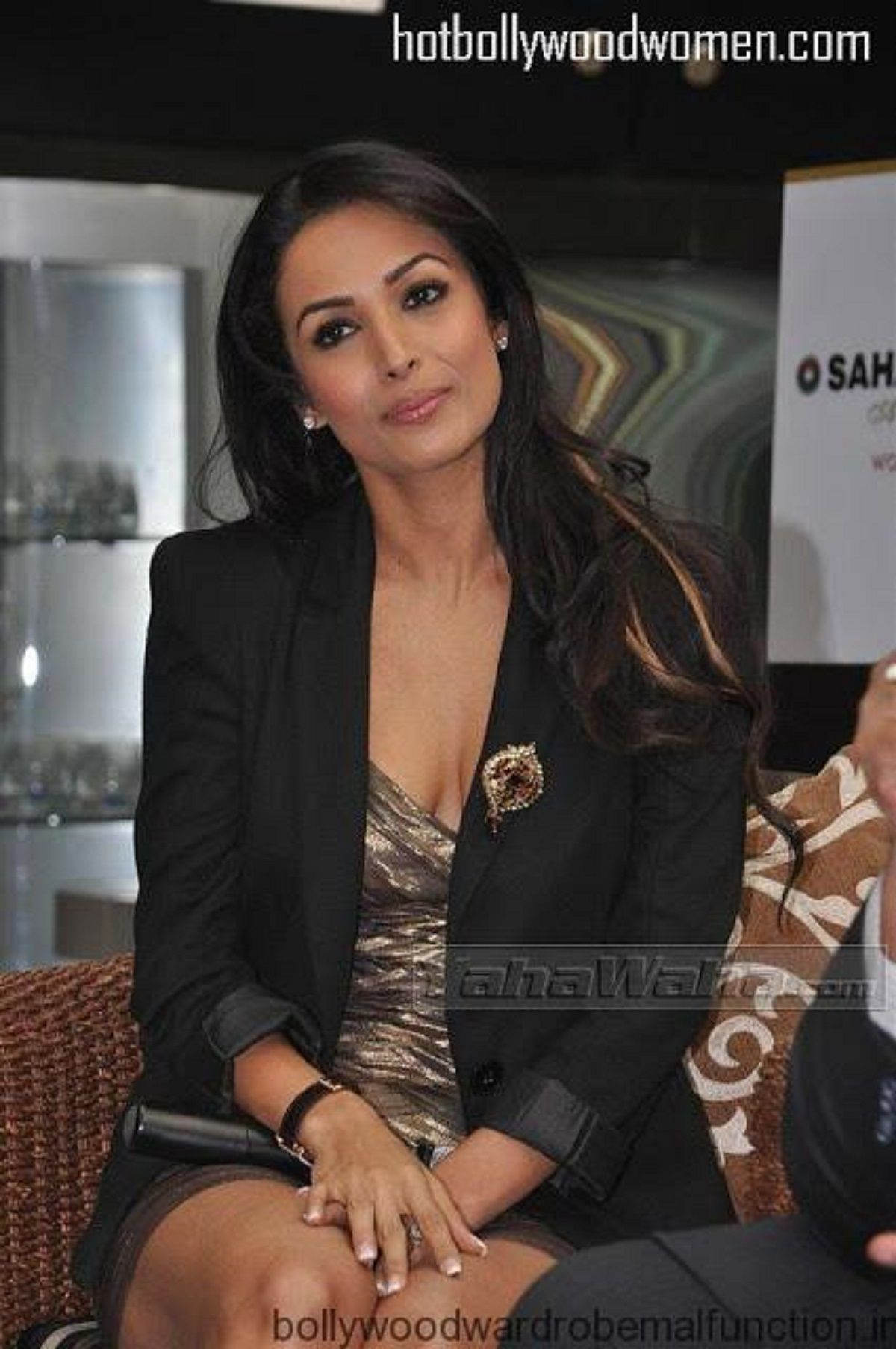Malaika Arora Khan avoided wardrobe malfunction