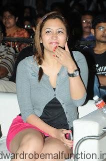 Jwala gutta wardrobe malfunction showing her thunder thighs