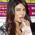 Milkshake named after Priyanka Chopra