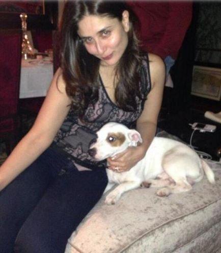 Kareena Kapoor drunk at a -party