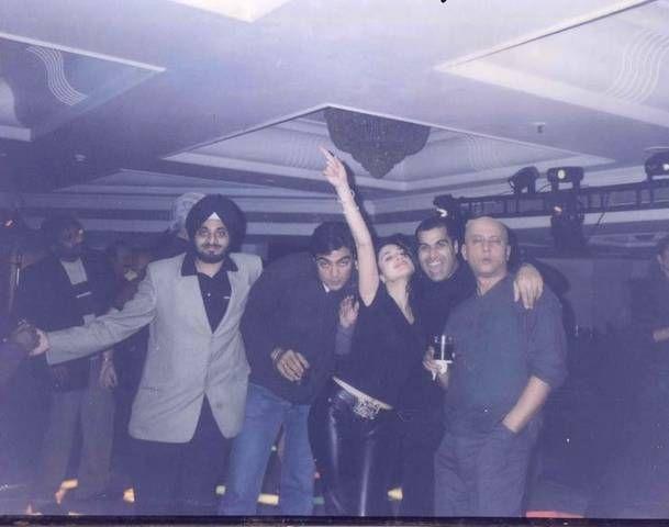 Preity Zinta Drunk