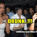 Drunk Bollywood Celebrities