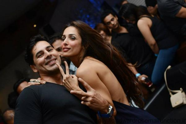 After Separating with Arbaaj Khan, Malaika Arora found comfort with this Flop Actor