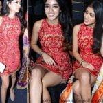 Big B grand daughter Navya Naveli Oops Moment