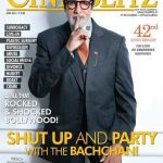 Amitabh Bachchan on the cover latest issue of Cineblitz Magazine