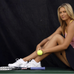 Maria Sharapova Oops Moments On The Court