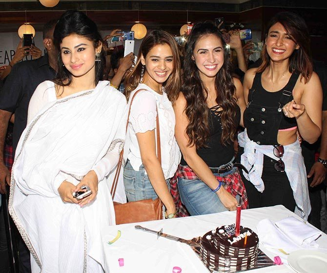 Lauren Gottlieb Birthday Celebration Pictures