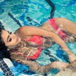 Shenaz Treasurywala shares latest bikini pic on instagram