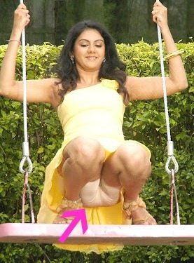 Kamna Jethmalani Panty Show
