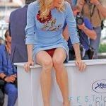 Diane Kruger Wardrobe Malfunction