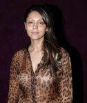 gauri khan transparent dress