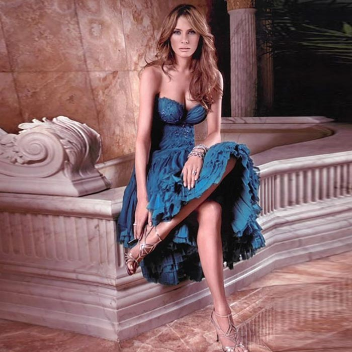 Melania Trump Hot Pictures (Donald Trump Wife) - Page 3 of 4