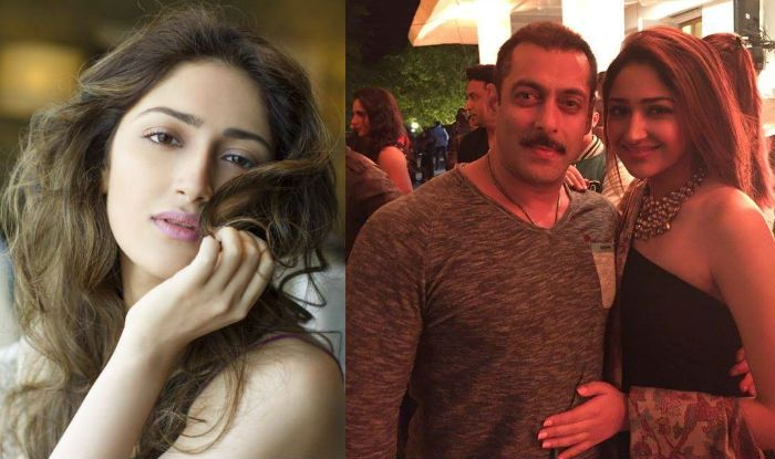 Is Shivaay girl Sayesha Saigal Dating Salman Khan?