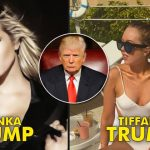Forget Trump's Hot Wife Melania, Meet Trump's Beautiful daughters