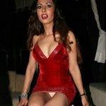 Sheena Nayar Panty Show