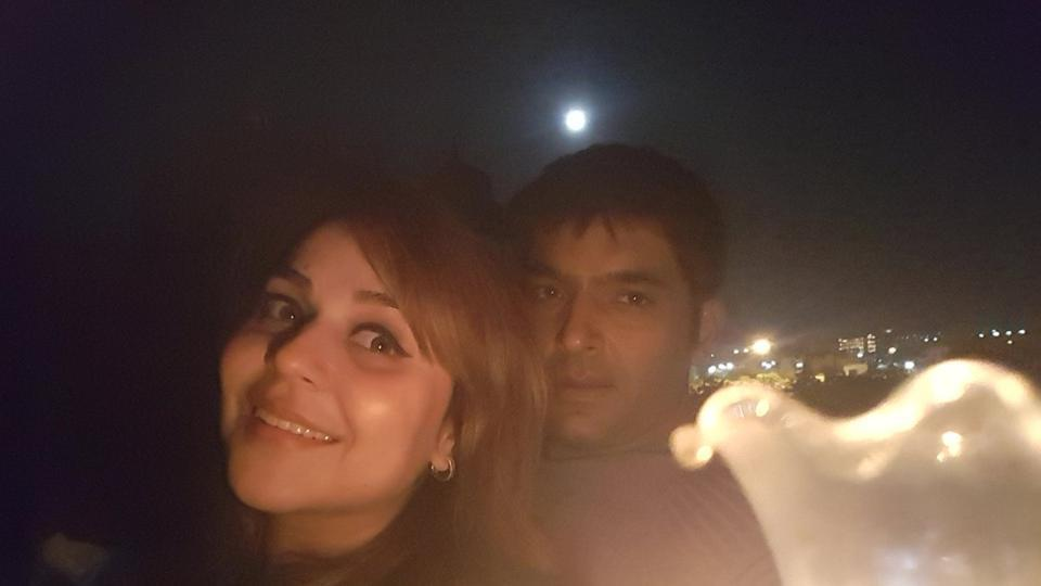 Kapil Sharma openly expresses his love for girlfriend Bhavneet Chatrath aka Ginni on Twitter