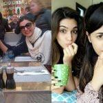 Is Kriti Sanon's sister Nupur Sanon dating Sushmita Sen's brother ?