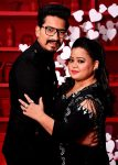 Bharti Singh and Harsh Limbacheye