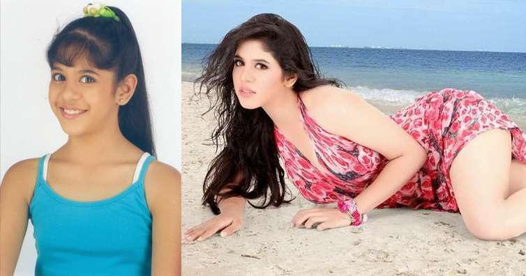 Tanvi Hegde Then And Now