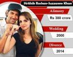 Hrithik Roshan Suzzanne Khan Divorce