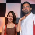 Zaheer-Khan-with-Isha-Sharvani