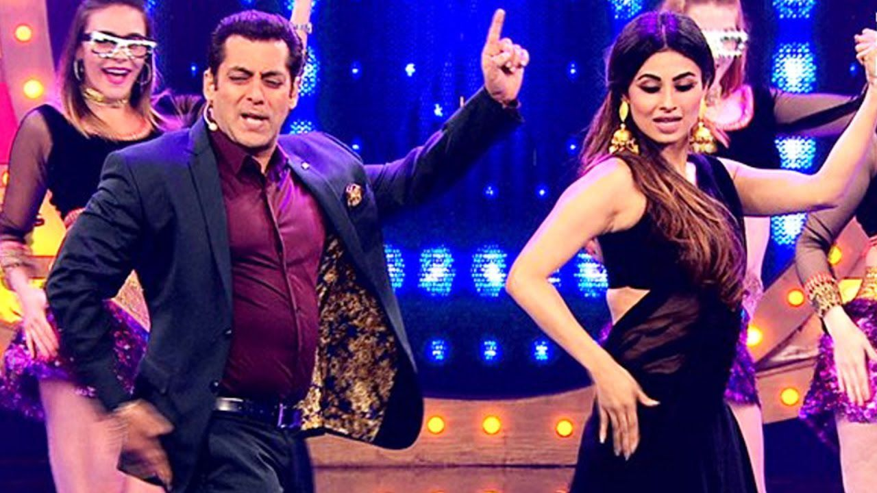 salman khan mouni roy