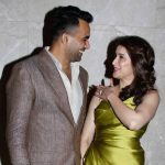 Sagarika Ghatge Zaheer Khan's Engagement Party