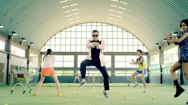 This song have beaten Gangnam Style to become the most watched video on youtube