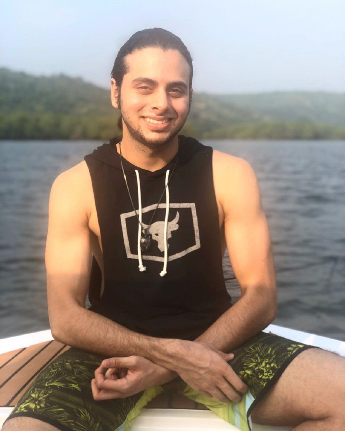 Omar Furniturewalla (Pooja Bedi's Son)