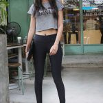 Ananya Panday seen in casual look outside a restaurant