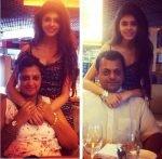 Sanjana-Sanghi-parents