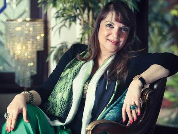 Zarine Katrak Khan Biography
