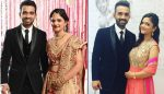 Ajinkya Rahane and Radhika Dhopavkar Wedding Picture