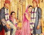 Ashish Nehra and Rushma Nehra Wedding Picture
