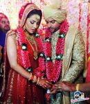 Priyanka Chaudhary Suresh Raina Marriage Picture