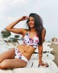 Aahana Kumra in Bikini