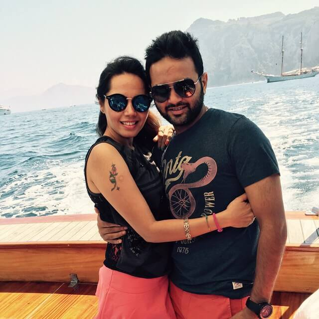 Avni Zaveri (Parthiv Patel's Wife)  Biography