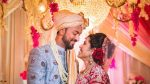 Pankhuri Sharma and Krunal Pandya marriage picture