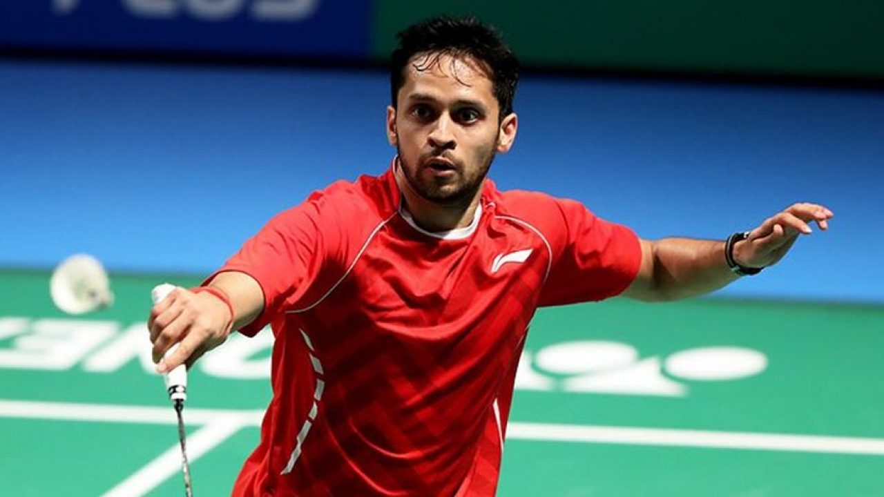 Parupalli Kashyap (Badminton Player)