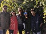 Anukriti-Gusain-Family