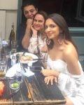 kiara advani with parents