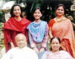 sushil shinde family