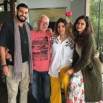 Gabriella Demetriades Family