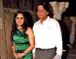 Padmini Kolhapure and Tutu Sharma