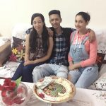 Shivya Pathania with brother Shivam-Pathania-and sister Divya Pathania