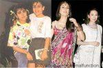 Kareena and Karishma Kapoor Childhood Picture