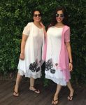 Sonnalli Seygall with Mother