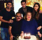 Armaan Jain family picture