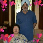 Jasleen Bhalla's Parents Nikki-Bhalla and Manjeet Bhalla